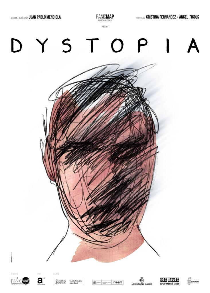 cartel DYSTOPIA