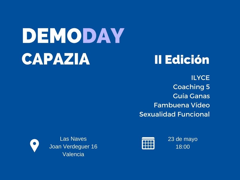DemoDay 2a Ed