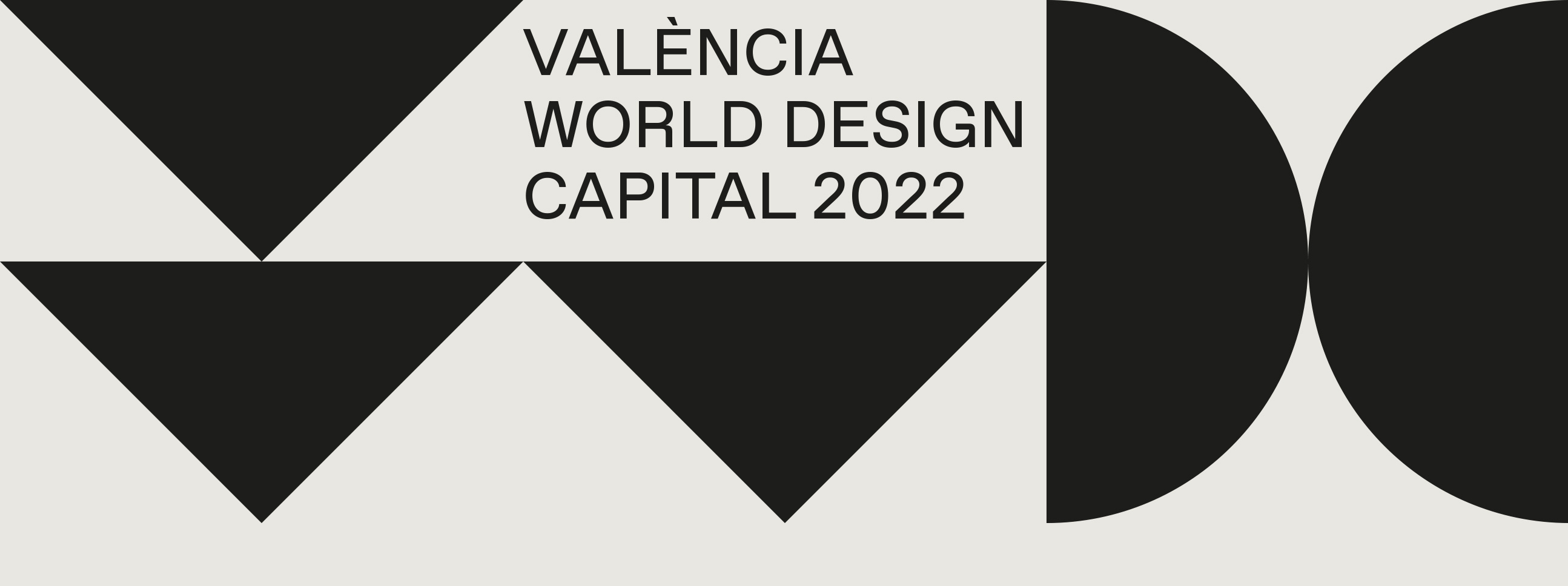 Resultado de imagen de world design capital valencia